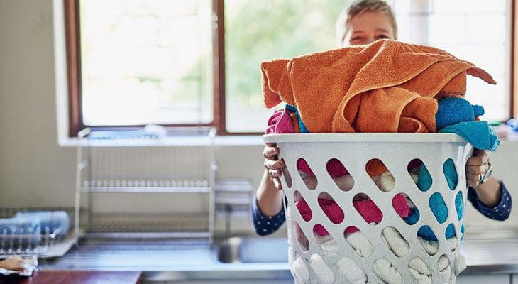 Lưu ý đến chất liệu quần áo trước khi sử dụng máy sấy