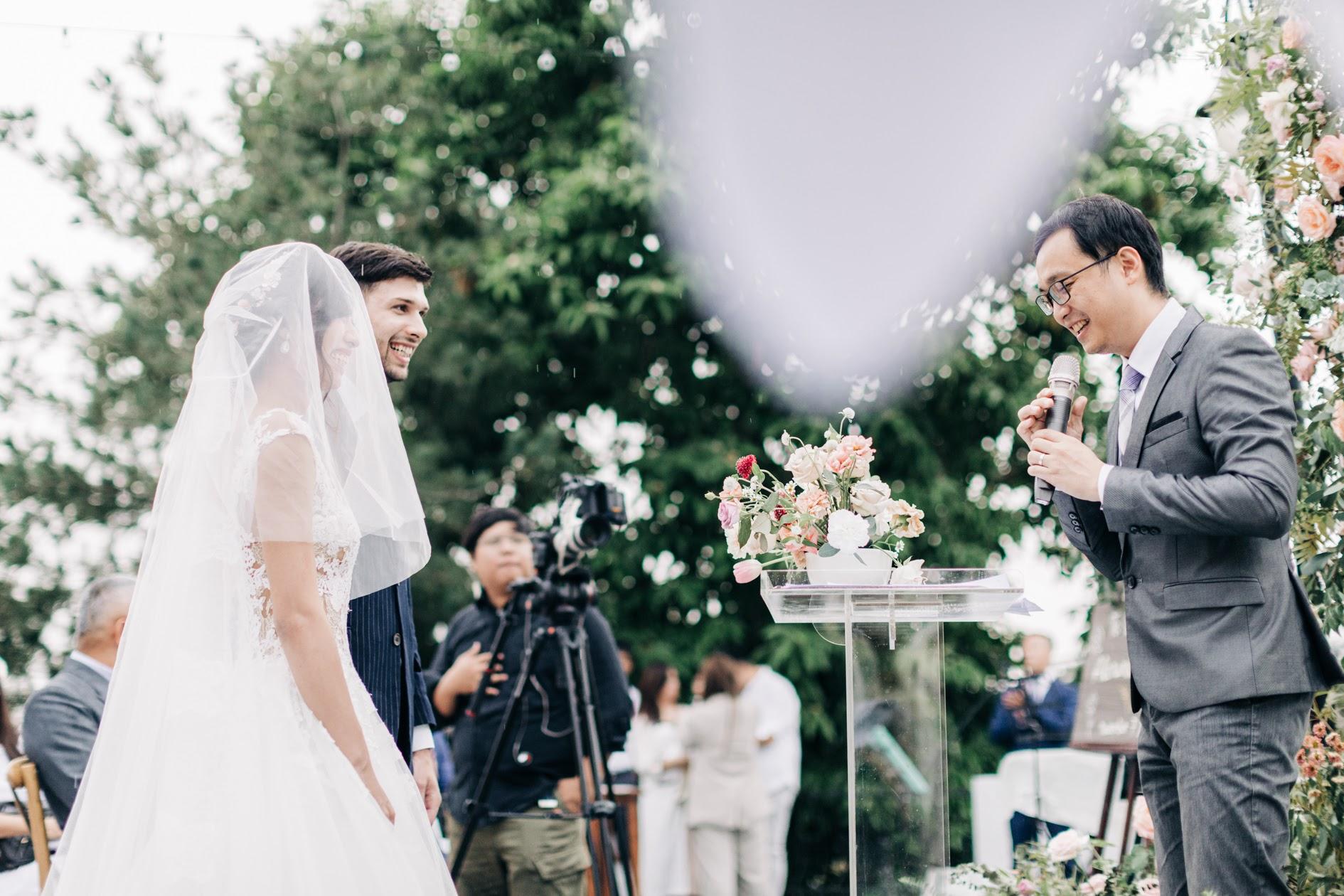 戶外婚禮場地精選 美式攝影師的口袋名單,給你難忘婚禮體驗