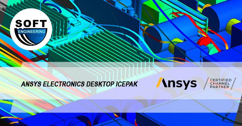 Программный продукт Icepak расчётной платформы Ansys Electronic Desktop – чем он может быть вам интересен?