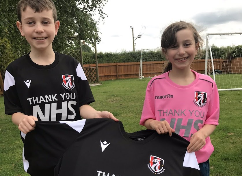 Club makes hospital donation