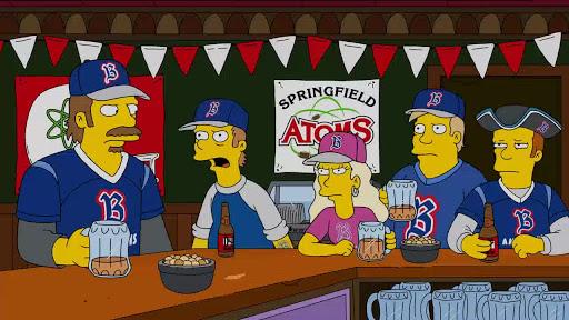 Los Simpsons 28x03 La ciudad