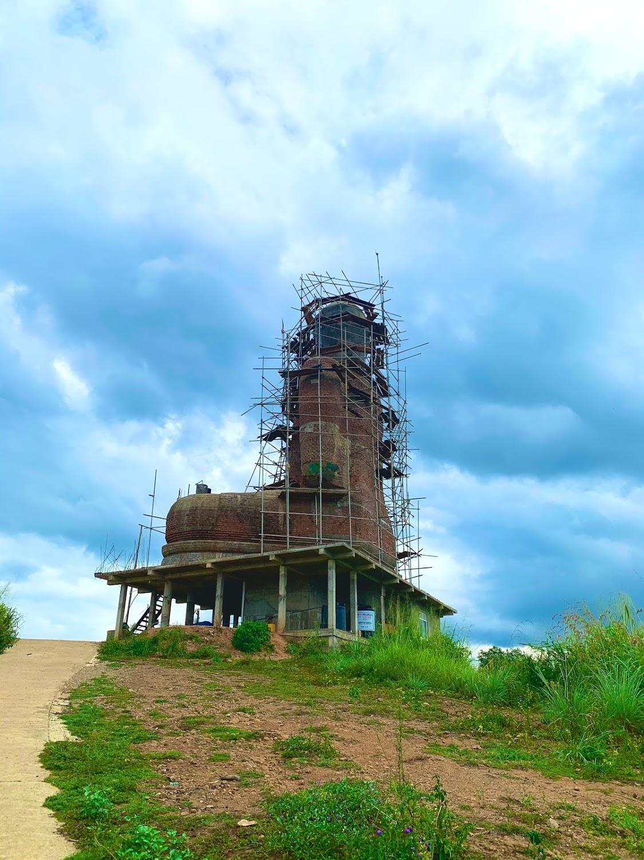 Alugolla Samadhi Buddha Statue