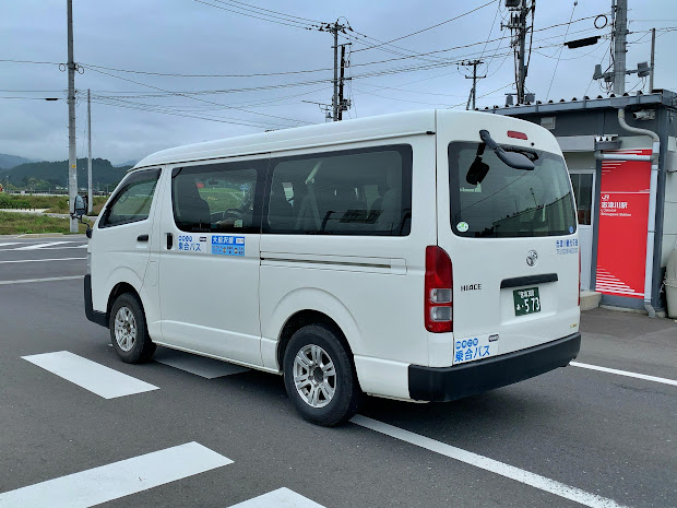 南三陸乗合バス(大船沢線)ルート紹介