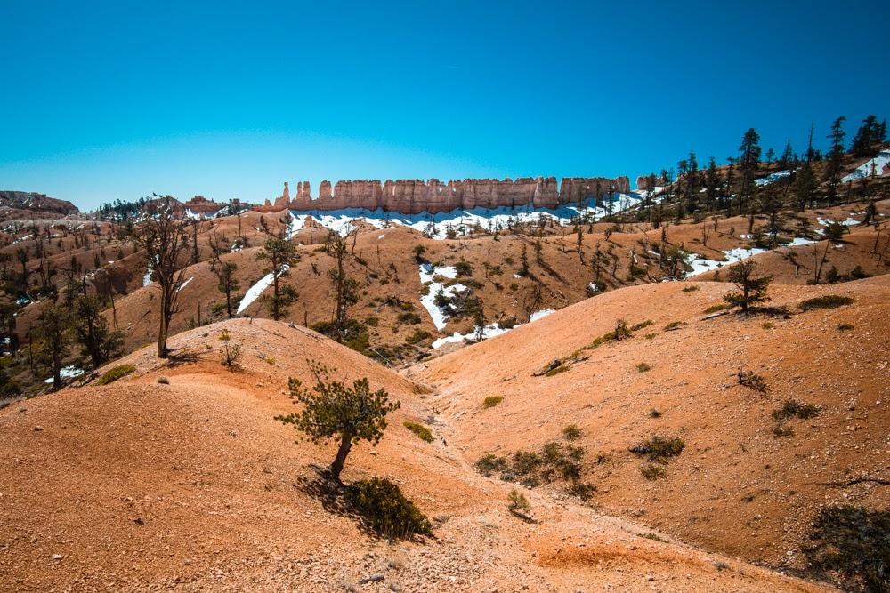 Bryce Canyon Chinese Wall