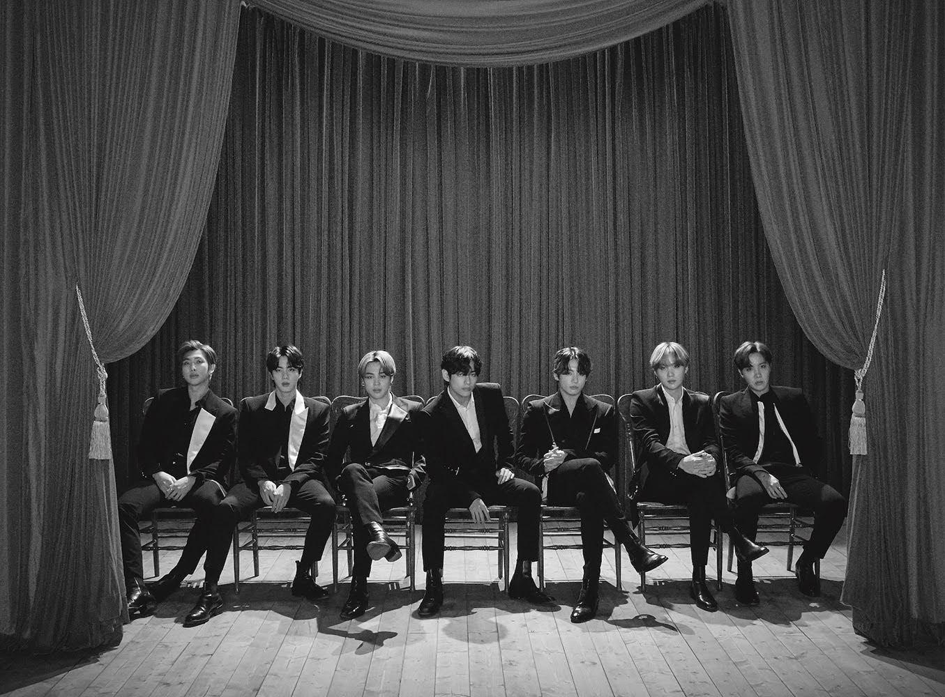 BTS 為日劇「 螺旋的迷宮~DNA科學搜查 ~ 」唱主題曲〈Stay Gold〉 6月19日全球同步問世