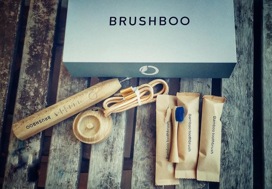 cepillo electrónico Brushboo