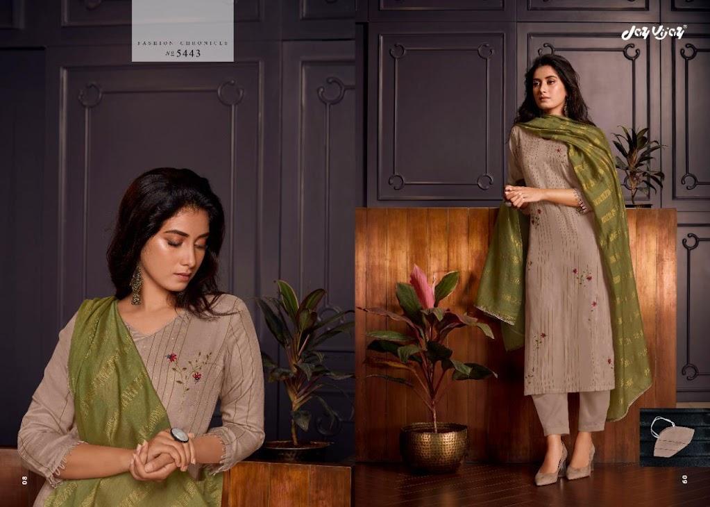 Khaas Jay Vijay Pant Style Dress Material Manufacturer Wholesaler