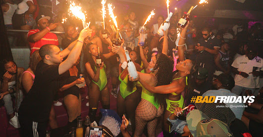 Friday August 7,2020-Atlanta,GA-Opium #BadFridays