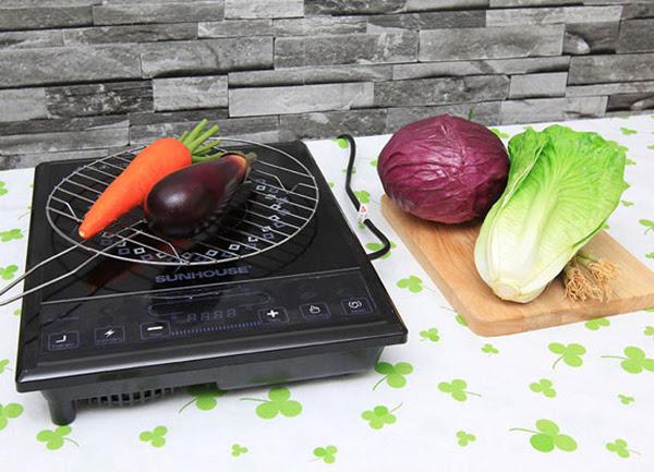 Bếp hồng ngoại cho sinh viên Sunhouse SHD6011