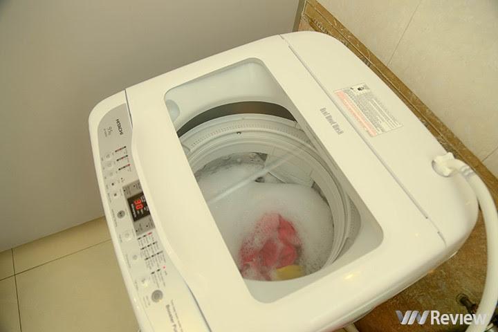 giặt với nhiều loại đồ