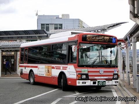 京阪京都交通 亀岡 K127