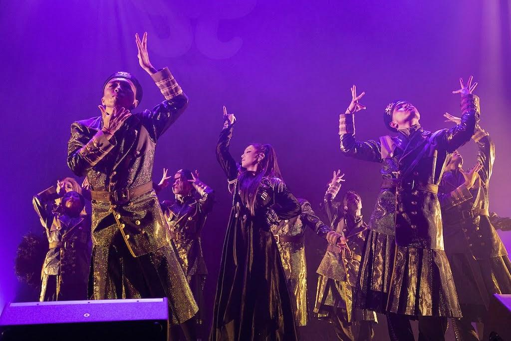 濱崎步 首次線上直播演唱會  歌單有夠神!