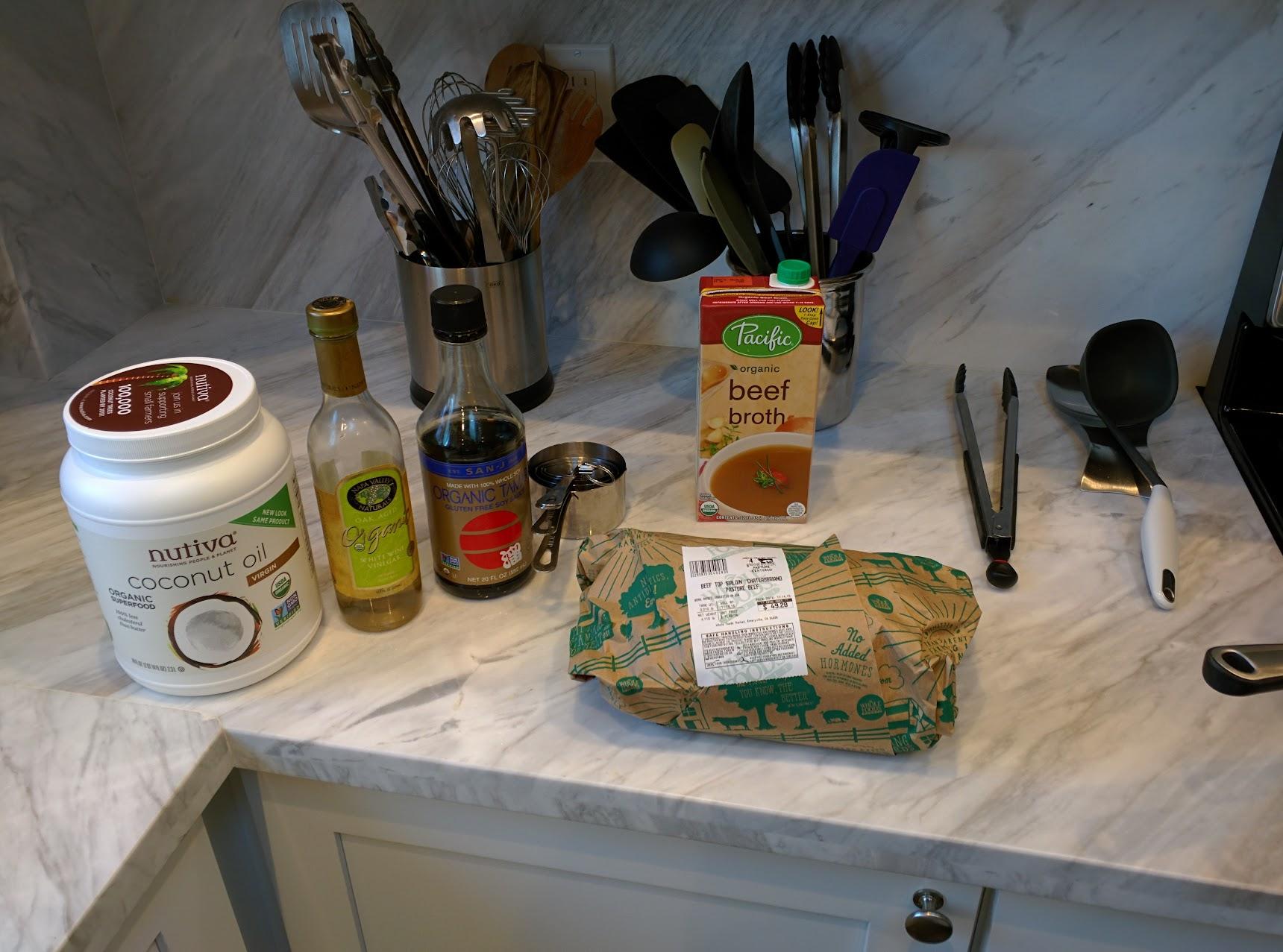 Non-veggie ingredients