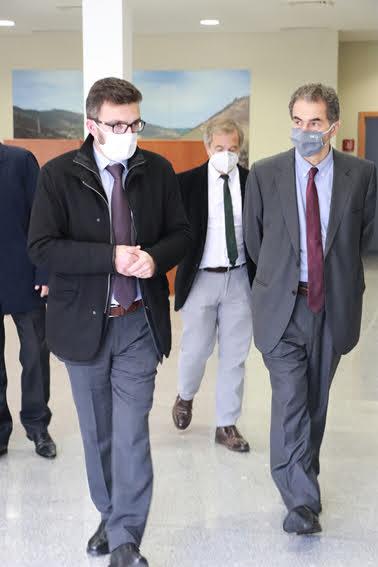 Ministro da Ciência, Tecnologia e Ensino Superior visita Escola de Hotelaria e Turismo do Douro-Lamego