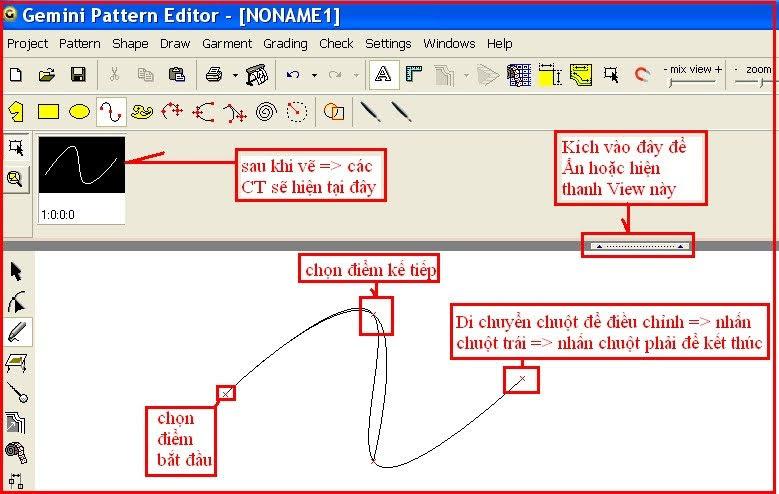 Gemini Pattern Editor Chức Năng Các Lệnh – Phần 4 10