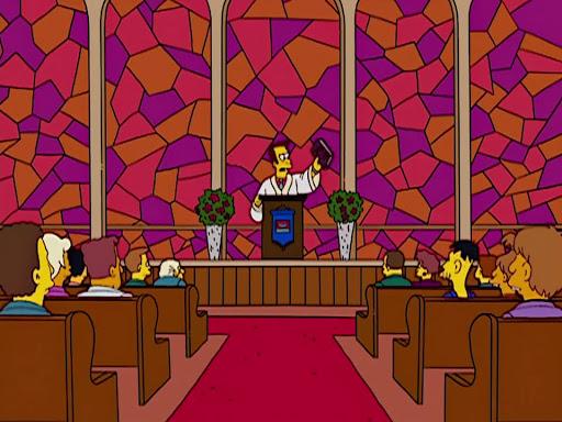 Los Simpsons 14x07 Edna especial