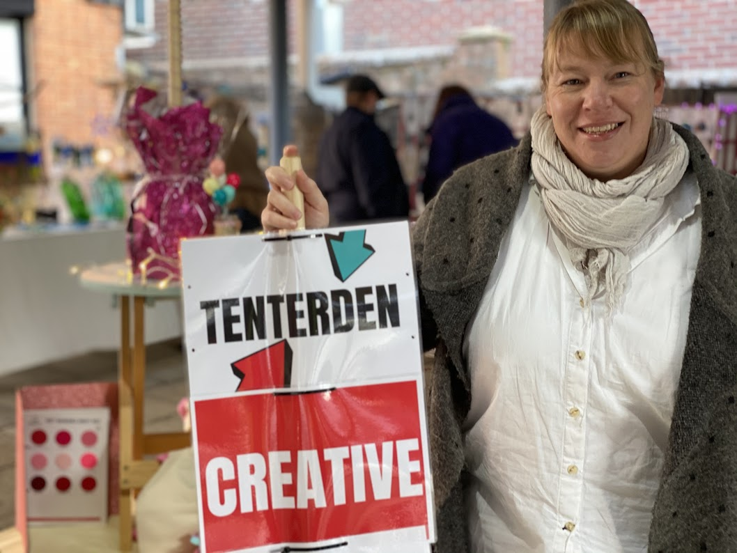 Tenterden Creative Market October 2020