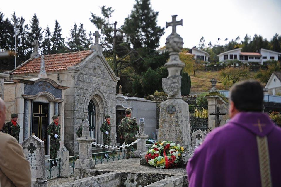 Município de Lamego reabre Parque Biológico e cemitérios da cidade