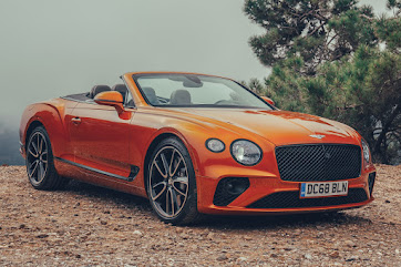No Storm Francis worries for Continental Convertible
