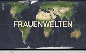 Bild aus Video: Weltkarte «Frauenwelten».