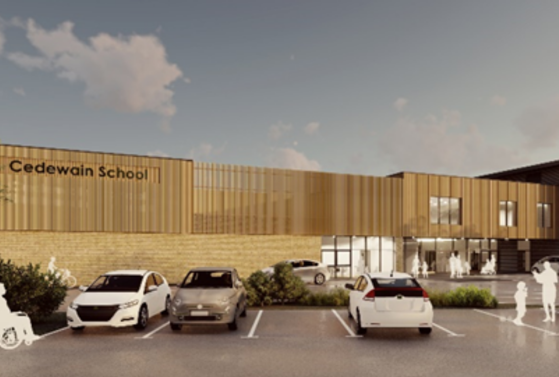 North Wales firm to build £22m Newtown school