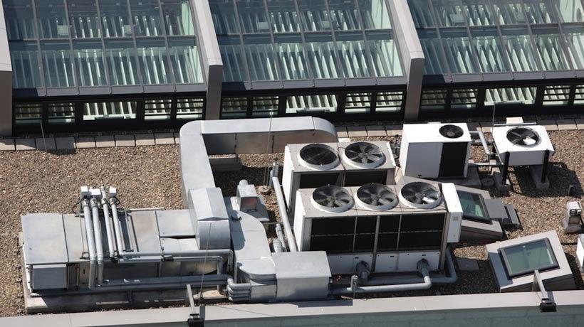 Thiết kế, lắp đặt hệ thống điều hòa cho nhà xưởng