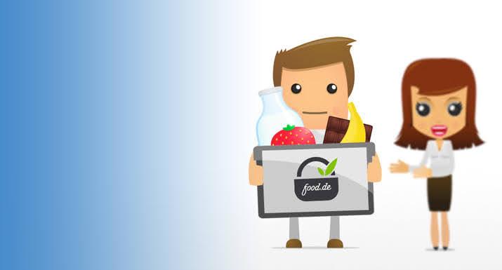 food.de - Dein Online-Supermarkt