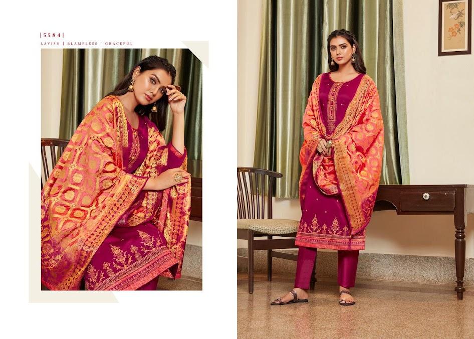 Ashopalav Vol 15 Kessi Fabrics Pant Style Dress Material Manufacturer Wholesaler