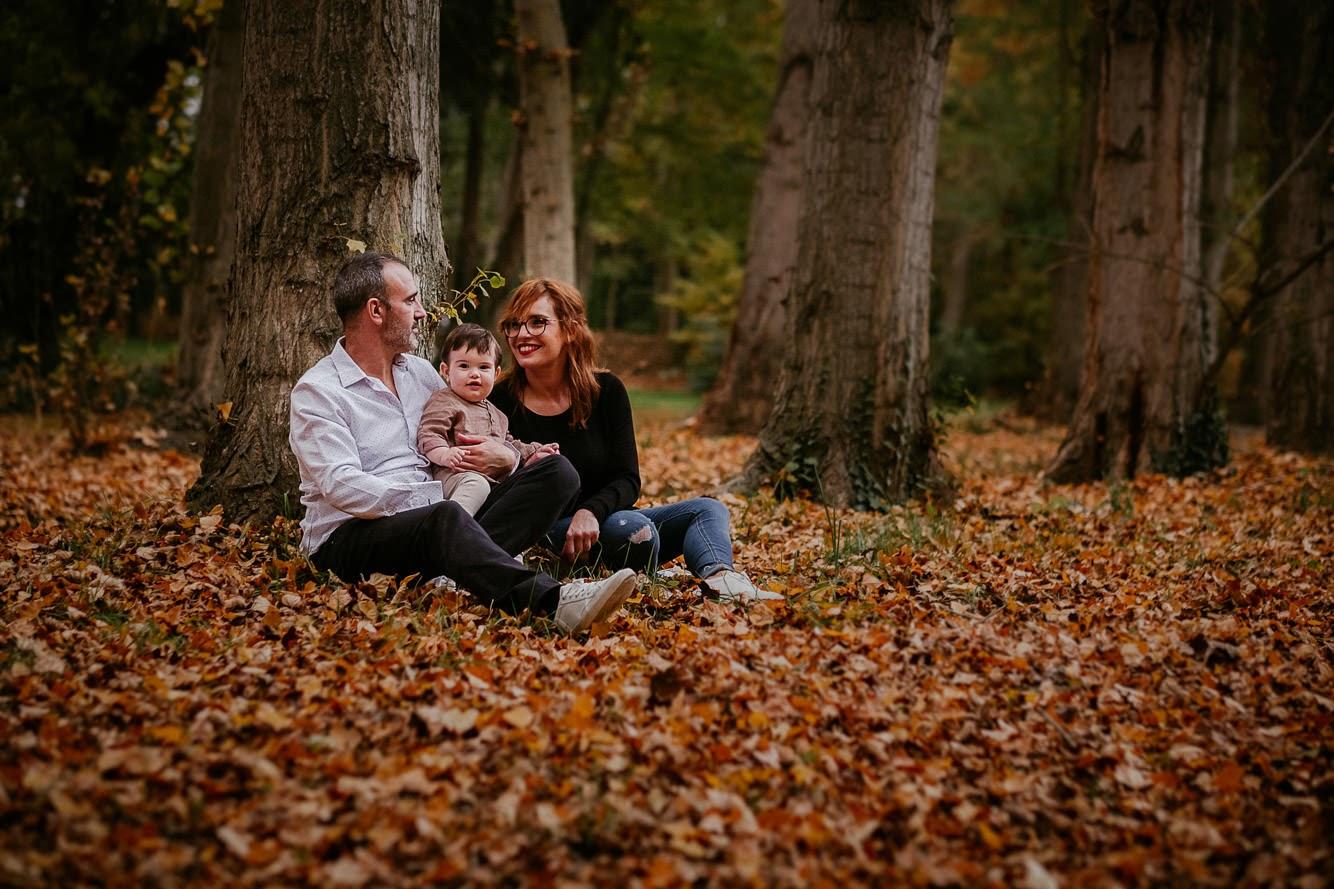 Fotógrafos de familia en Aranjuez