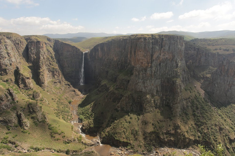 Немного о Лесото