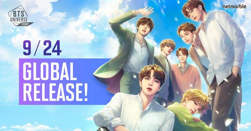 BTS Universe Story เปิดให้บริการอย่างเป็นทางการแล้ว!