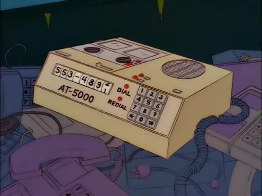 Los Simpsons 8x07 El soso romance de Lisa