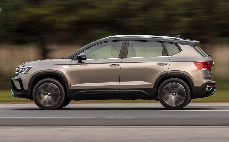 VW Taos: 300 unidades da pré-venda esgotadas em minutos