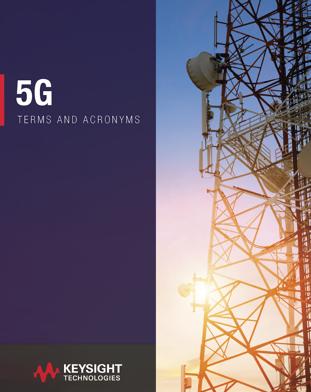 Master 5G Terms and Acronyms