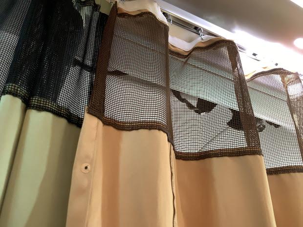 セパレートカーテン
