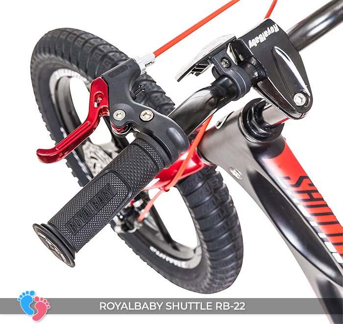 Xe đạp trẻ em Royal Baby Shuttle RB-B22 20