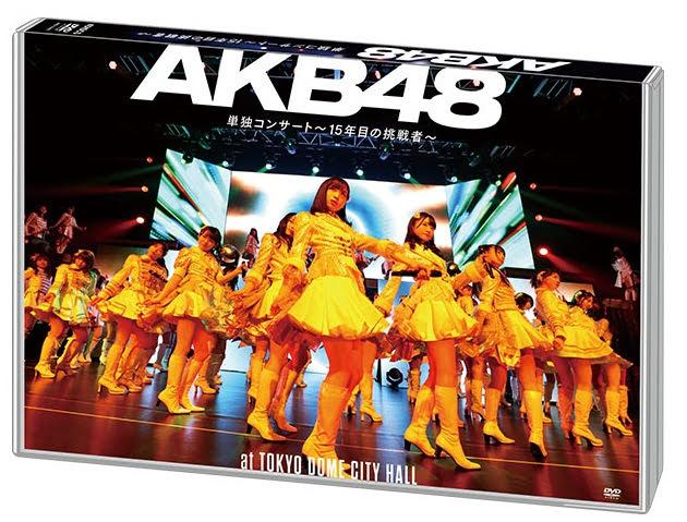 200605 (BDISO) AKB48単独コンサート~15年目の挑戦者~ Blu-ray