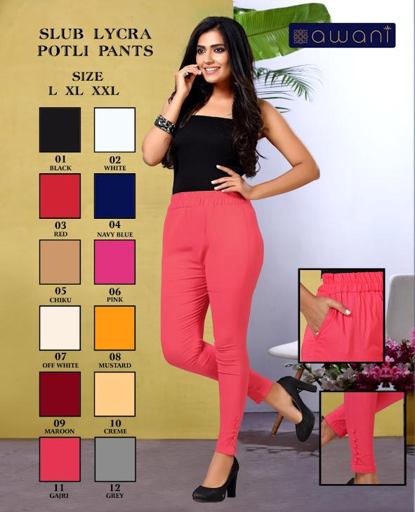 Awani Potli Pants Women Pants Catalog Lowest Price
