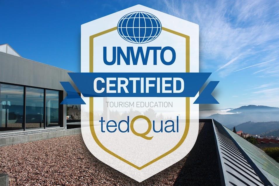 Organização Mundial do Turismo certifica Escola de Hotelaria e Turismo do Douro – Lamego
