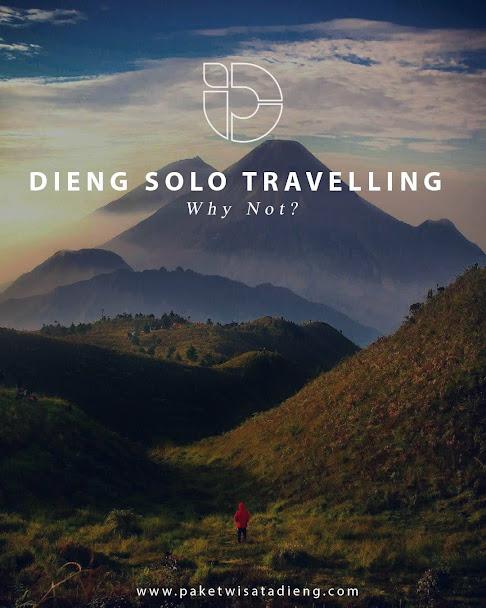 Paket Wisata Dieng Solo Traveling