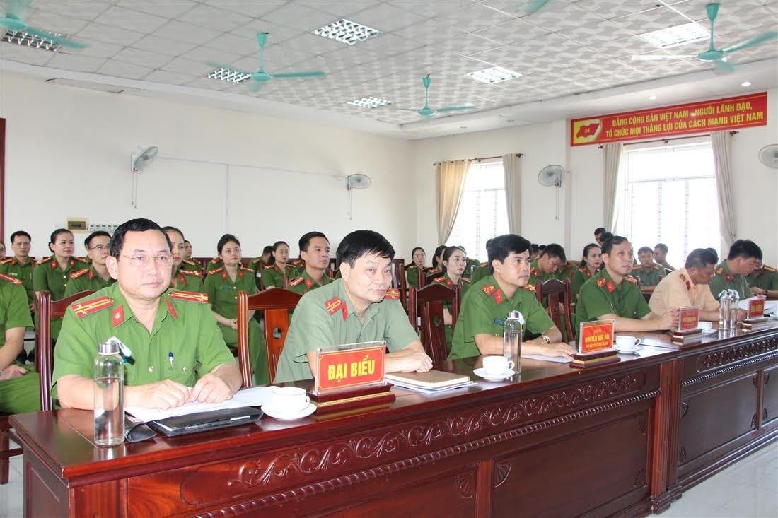 Các đại biểu tham dự cuộc thi