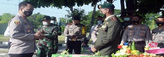 Hari Jadi Tentara Nasional Indonesia (TNI) Ke 75