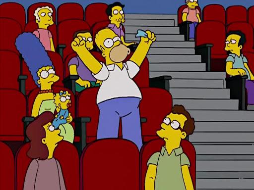 Los Simpsons 14x10 Pide Cualquier Cosa