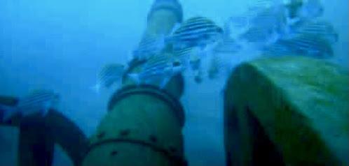 Underwater Museum Galle