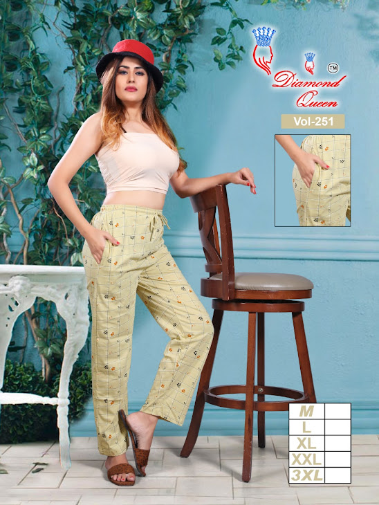 Daimond Queen Vol 251 Kavyansika Women Night Lower Manufacturer Wholesaler