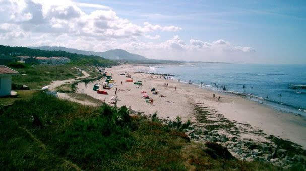 Praia de Castelo do Neiva