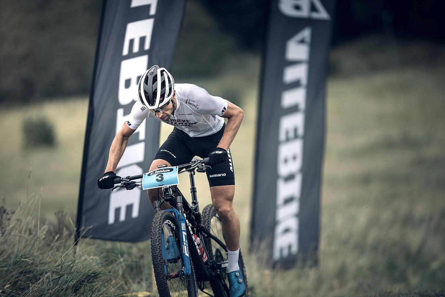 Dubbla segrar i Mountainbike SM för Team Allebike Serneke