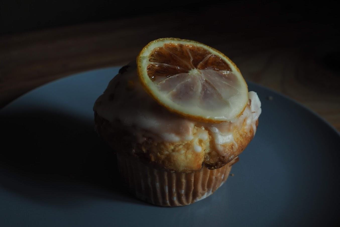 レモンマフィン