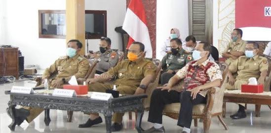 Berita Pemkab Ngawi Rakor