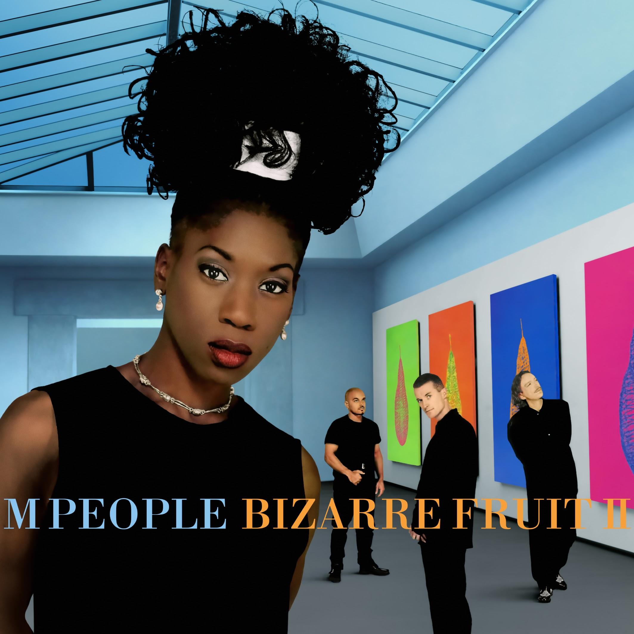 Album Artist: M People / Album Title: Bizarre Fruit II [Square Album Art]